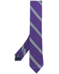 Fashion Clinic - Striped Tie - Lyst