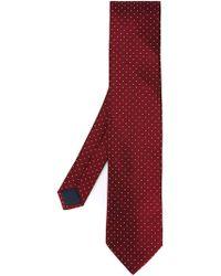 Lanvin - Dotted Tie - Lyst