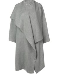 Dusan - Wide Lapel Coat - Lyst
