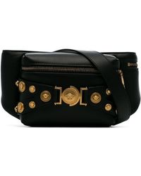 Versace - Tribute Crossbody Belt Bag - Lyst