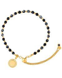 Astley Clarke - 'thundercloud Obsidian Kula' Sapphire Bracelet - Lyst