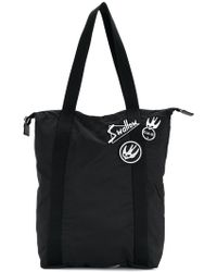 McQ - Swallow Patch Detail Tote - Lyst