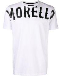 Frankie Morello - Logo T-shirt - Lyst