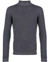 Dell'Oglio - Ribbed Knit Jumper - Lyst