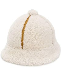 DSquared² - Shearling Cap - Lyst