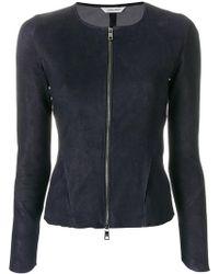 Giorgio Brato - Cropped Tailored Jacket - Lyst