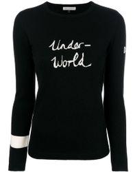 Bella Freud - Intarsia-knit Jumper - Lyst