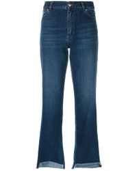 Each x Other | Fringed Edge Jeans | Lyst