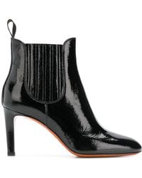 Santoni - Classic Ankle Boots - Lyst