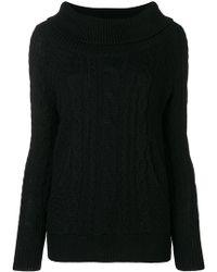 Woolrich - Knitted Jumper - Lyst