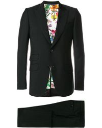 Gucci - Classic Two Piece Suit - Lyst