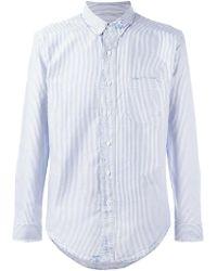Palm Angels - Striped Shirt - Lyst