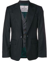 Vivienne Westwood - Classic Striped Blazer - Lyst