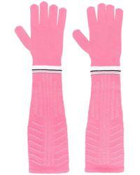 Prada - Long Gloves - Lyst