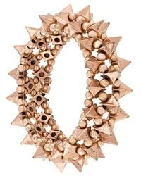 Philippe Audibert - Elasticated Spike Bracelet - Lyst