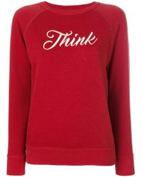Étoile Isabel Marant - Think Slogan Sweatshirt - Lyst