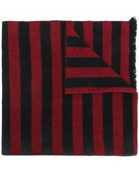 McQ - Striped Monster Scarf - Lyst