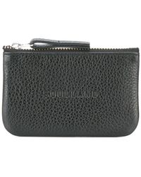 Soulland - Embossed Front Wallet - Lyst