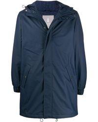 Rains - Hooded Raincoat - Lyst