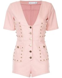 Alice McCALL - All Day All Night Playsuit - Lyst