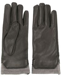 Fabiana Filippi - Metallic Trim Gloves - Lyst