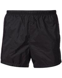Prada - Classic Swim Shorts - Lyst