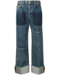 JW Anderson - Pocket-detail Jeans - Lyst