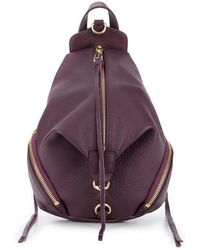 Rebecca Minkoff - Middle Zip Backpack - Lyst