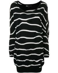 Y-3 - Oversized Cotton Sweater - Lyst