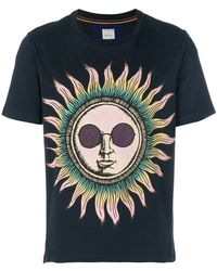Paul Smith - Sunshine T-shirt - Lyst