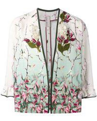 Antonio Marras   Embroidered Flower Jacket   Lyst