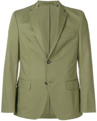 Officine Generale - Casual Single-breasted Blazer - Lyst