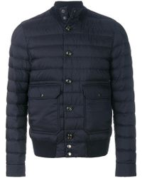 Moncler - Zipped Padded Jacket - Lyst