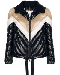 Moncler - Albatros Ribbed Collar Jacket - Lyst