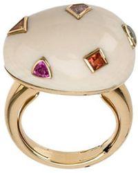 Bibi Van Der Velden - 'pop Art' Small Ring - Lyst