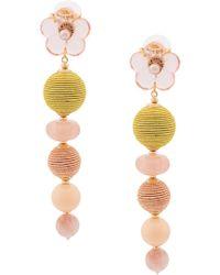 Lizzie Fortunato - Meadow Earrings - Lyst