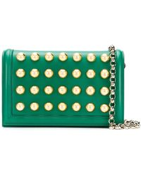 Elie Saab - Dome Stud Shoulder Bag - Lyst