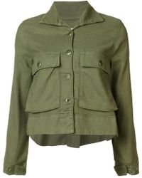 The Great - The Swingy Army Jacket - Lyst