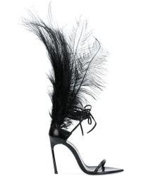 Saint Laurent - Sandalias Iris 105 - Lyst