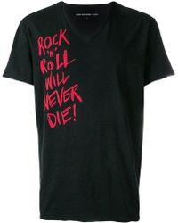 John Varvatos - Rock 'n' Roll T-shirt - Lyst