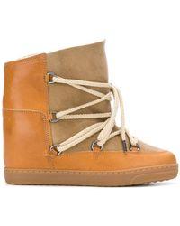 Isabel Marant - Étoile Nowles Boots - Lyst
