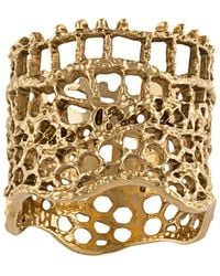 Aurelie Bidermann - Dentelle Bague Ring - Lyst