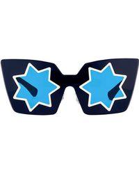 Linda Farrow - Markus Lupfer 10 C4 Special Sunglasses - Lyst