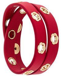 Ferragamo   Flower Wrap Bracelet   Lyst
