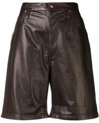 Etro - Knee-length Biker Shorts - Lyst