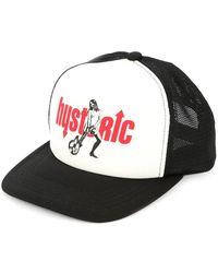 Hysteric Glamour - Colour-block Logo Cap - Lyst