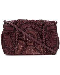 Jamin Puech - Embroidered Shoulder Bag - Lyst