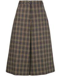 Antonio Marras - Plaid Skirt - Lyst