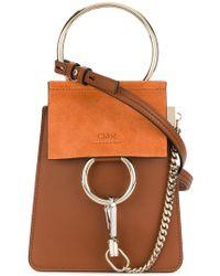 Chloé - Small Faye Bracelet Bag - Lyst