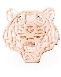 KENZO | Small 'tiger' Earrings | Lyst